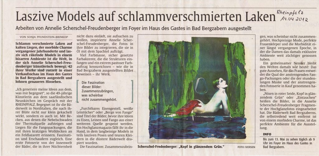 Presse Rheinpfalz Bad Bergzabern