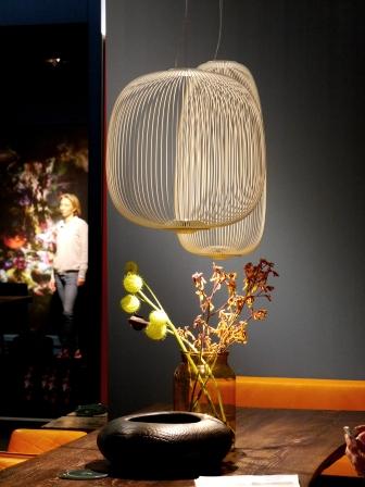 imm cologne ii foscarini spokes kunstlicht annelie scherschel. Black Bedroom Furniture Sets. Home Design Ideas